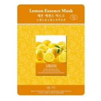 МЖ Essence Маска тканевая лимон Lemon Essence Mask